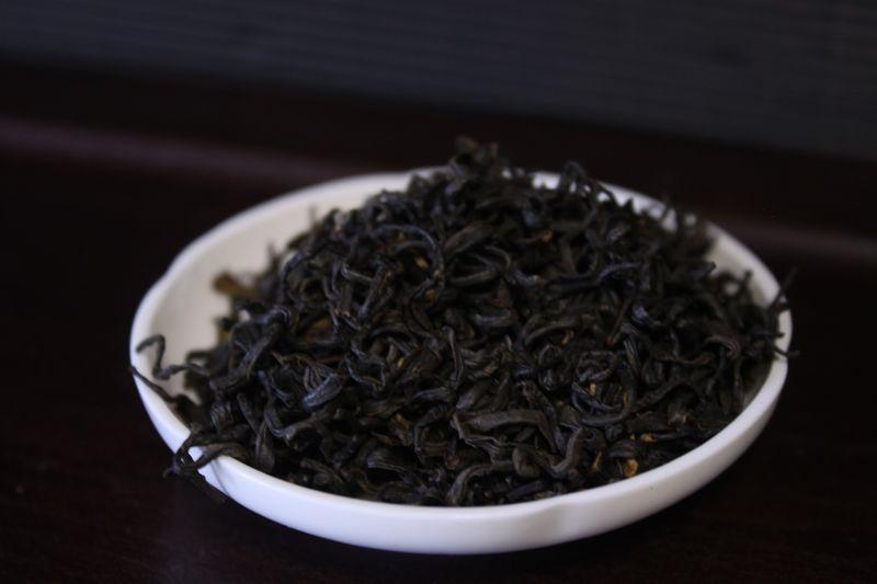 Красный чай воронье крыло